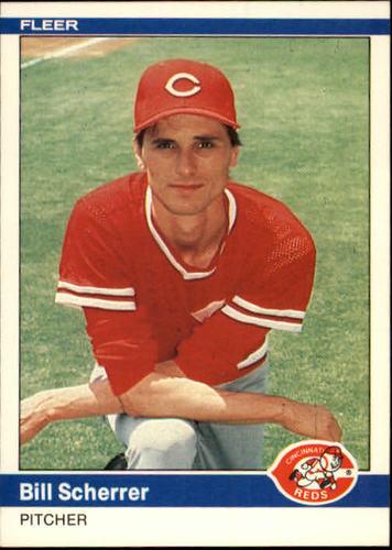 Photo of 1984 Fleer #482 Bill Scherrer