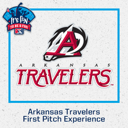 Photo of Arkansas Travelers First Pitch Experience
