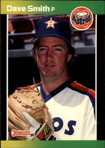 Photo of 1989 Donruss #272 Dave Smith