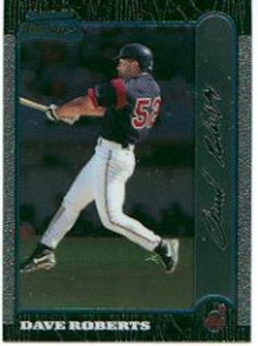 Photo of 1999 Bowman Chrome #392 Dave Roberts RC