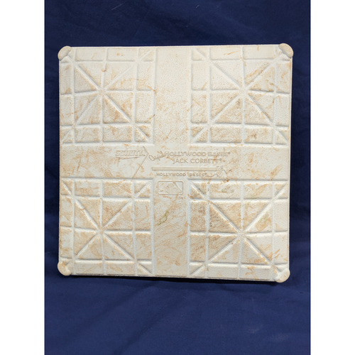 Photo of Game-Used 3rd Base: Game 1 2019 NLDS Dodgers vs. Nationals - Innings 5-7