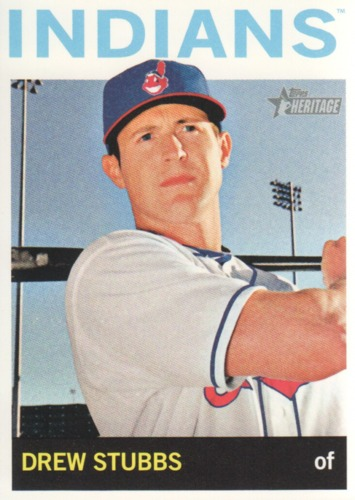 Photo of 2013 Topps Heritage #260 Drew Stubbs