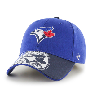 Toronto Blue Jays Youth Scorecard Adjustable Cap by '47 Brand
