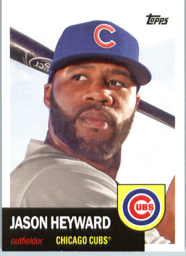 Photo of 2016 Topps Archives #13 Jason Heyward