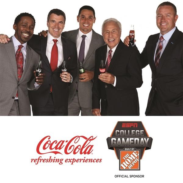 Click to view Coca-Cola ESPN College GameDay VIP Experience in Auburn.