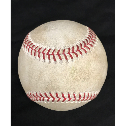 Photo of Shohei Ohtani Mother's Day Pitched Ball (Called strike to Eddie Rosario) - 5/13/18