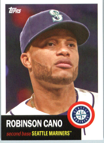 Photo of 2016 Topps Archives #59 Robinson Cano