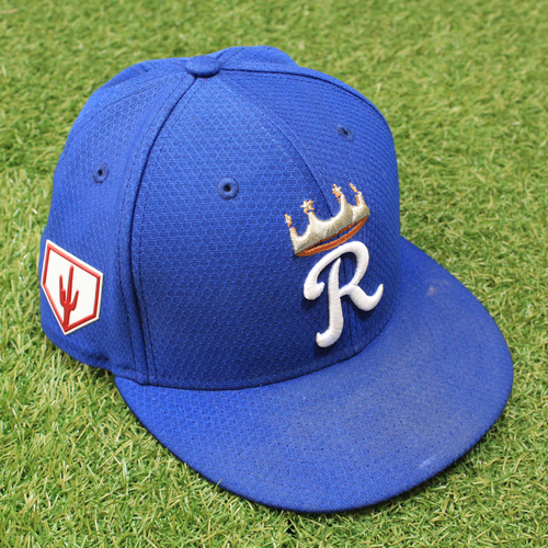 Photo of Team-Issued Spring Training Cap: (Size 7 3/8)