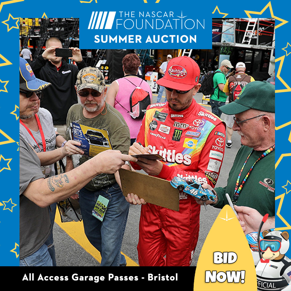 All Access Garage Passes at Bristol!