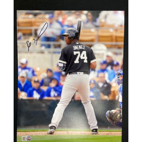 Photo of Eloy Jimenez Autographed Photo