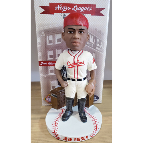 Photo of NEGRO LEAGUES CENTENNIAL TEAM BOBBLEHEAD SERIES: Josh Gibson