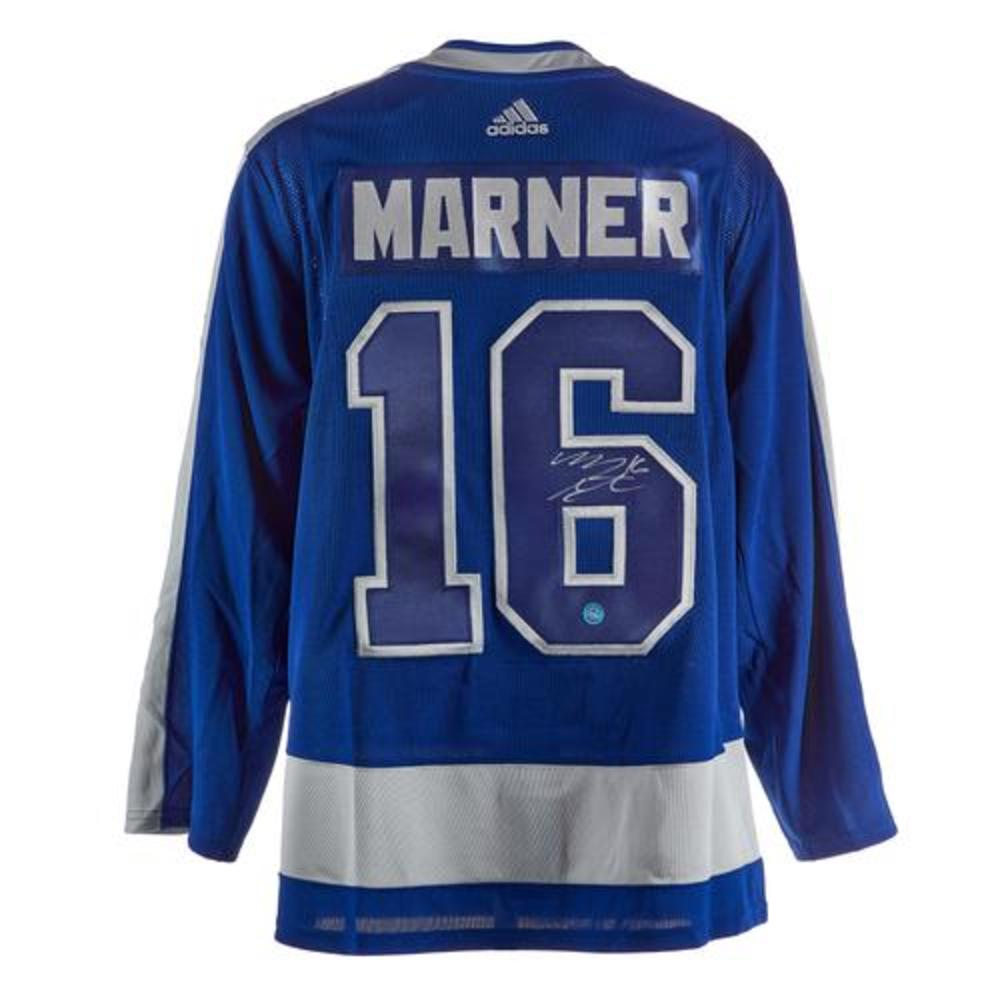Mitch Marner Toronto Maple Leafs Signed Reverse Retro Adidas Jersey