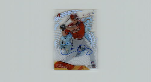 Photo of 2014 Topps High Tek Autographs #HTCO Chris Owings