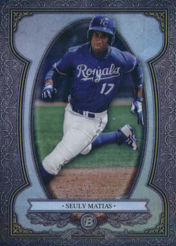 Photo of 2019 Bowman Chrome Bowman Sterling Continuity #BS4 Seuly Matias