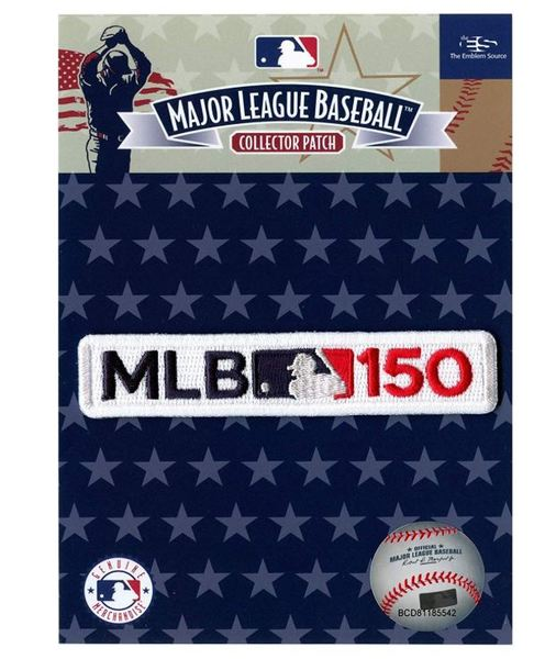 Toronto Blue Jays MLB 150 Anniversary Patch by The Emblem Source