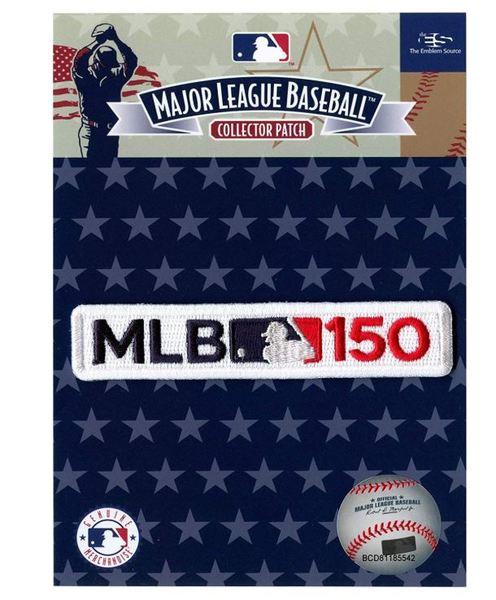 Toronto Blue Jays MLB 150 Anniversary Patch by The Emblem Source