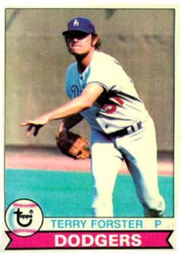 Photo of 1979 Topps #23 Terry Forster