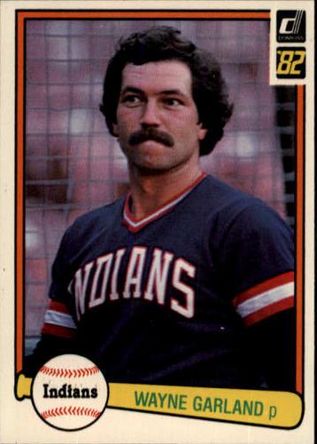 Photo of 1982 Donruss #489 Wayne Garland