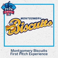 Photo of Montgomery Biscuits First Pitch Experience