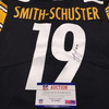 Steelers JuJu Smith-Schuster Signed Jersey Size 42