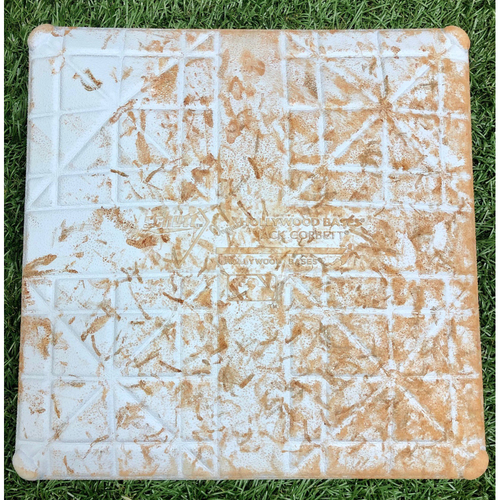 Photo of Rays Baseball Foundation: Game Used First Base (Innings 4-6) - Opening Day - July 24, 2020 v TOR