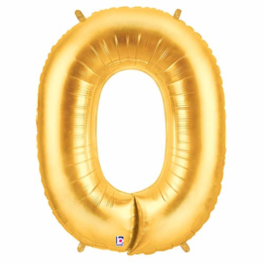 Photo of Betallic Large O Shaped Balloon