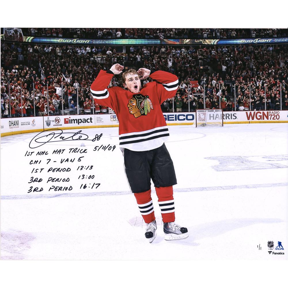 Patrick Kane Chicago Blackhawks Autographed 16