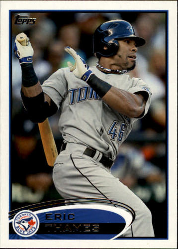 Photo of 2012 Topps #293 Eric Thames