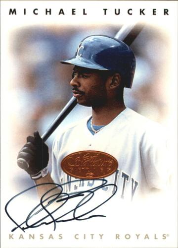Photo of 1996 Leaf Signature Autographs #225 Michael Tucker