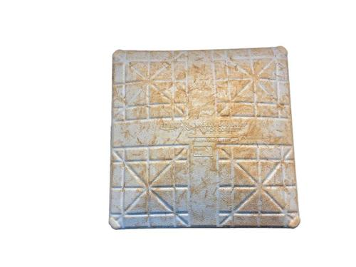Photo of Game-Used 2nd Base from Pirates vs. Nationals on 9/24/16 - Nats Clinch NL East Title