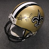 NFL - Saints Alvin Kamara signed Saints proline helmet
