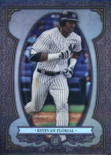 Photo of 2019 Bowman Chrome Bowman Sterling Continuity #BS9 Estevan Florial