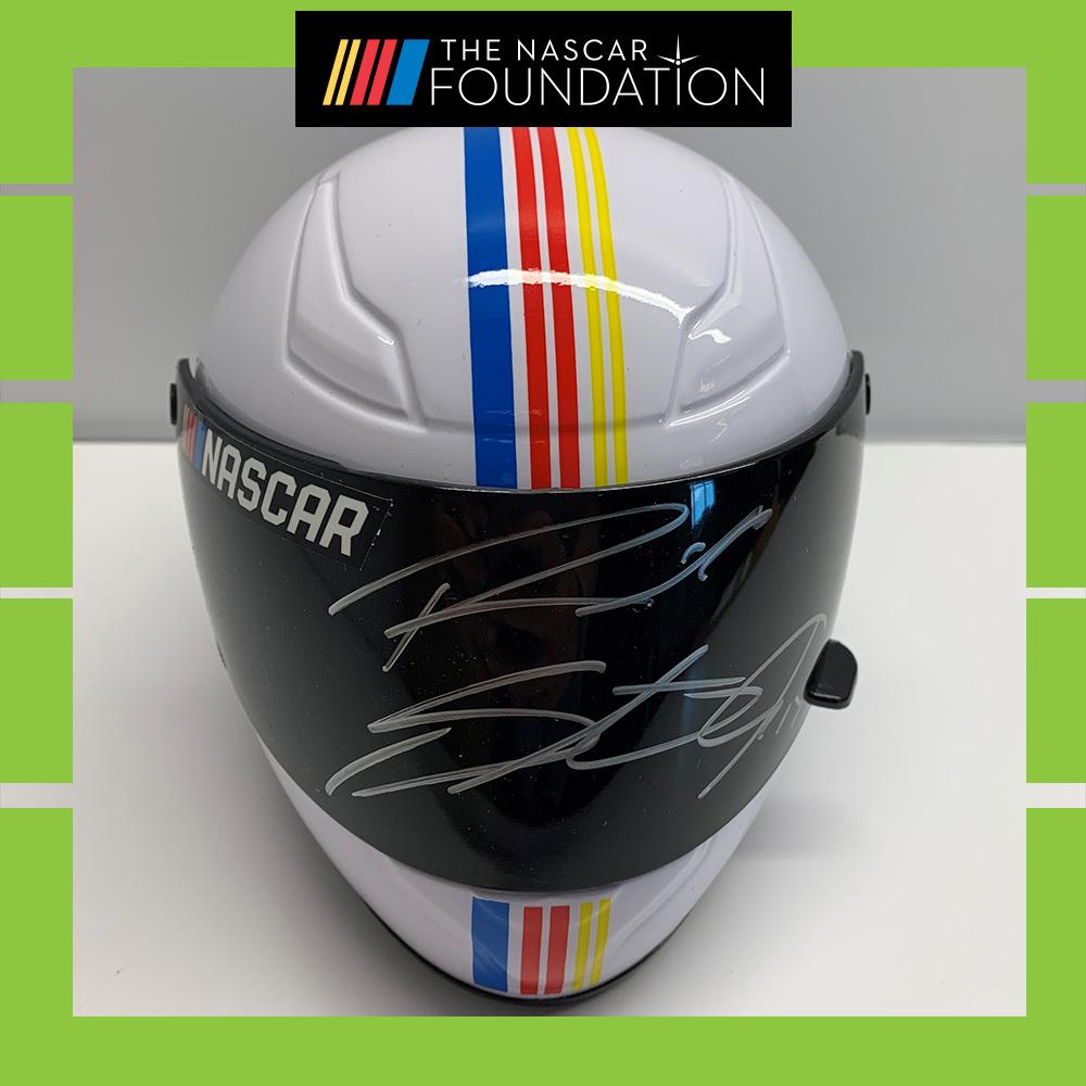 NASCAR's Ricky Stenhouse Jr. Autographed Helmet!