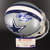 HOF - Cowboys Rayfield Wright Signed Proline Helmet