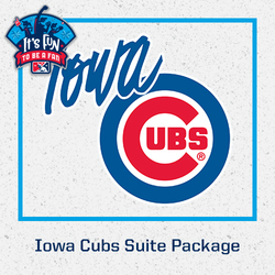 Image of Iowa Cubs Suite Package