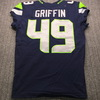 STS - Seahawks Shaquem Griffin Game Used Jersey Size 42 (12/22/19)