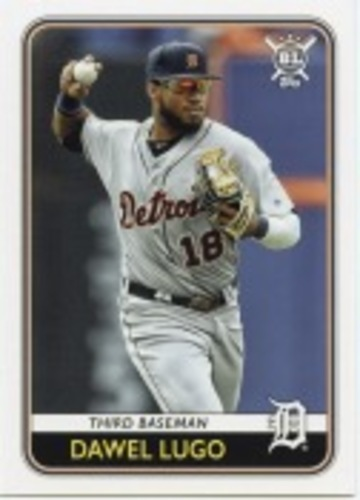 Photo of 2020 Topps Big League #175 Dawel Lugo