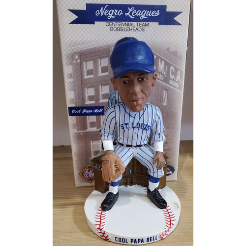 Photo of NEGRO LEAGUES CENTENNIAL TEAM BOBBLEHEAD SERIES: Cool Papa Bell