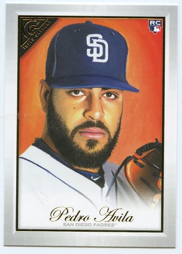 Photo of 2019 Topps Gallery #54 Pedro Avila RC