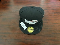 Photo of Justin Jirschele autographed hat