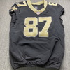 Crucial Catch - Saints Jared Cook Game Used Jersey (10/12/20) Size 44