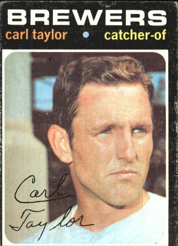 Photo of 1971 Topps #353 Carl Taylor