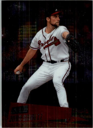 Photo of 2000 Stadium Club One of a Kind #54 John Smoltz