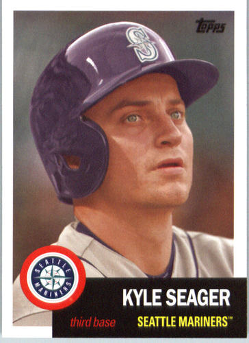 Photo of 2016 Topps Archives #73 Kyle Seager