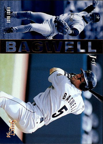 Photo of 1994 Select #234 Jeff Bagwell