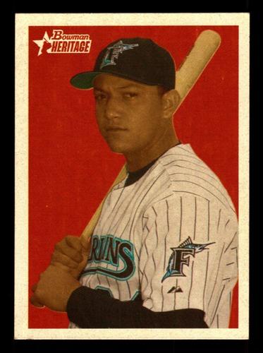 Photo of 2006 Bowman Heritage #130 Miguel Cabrera