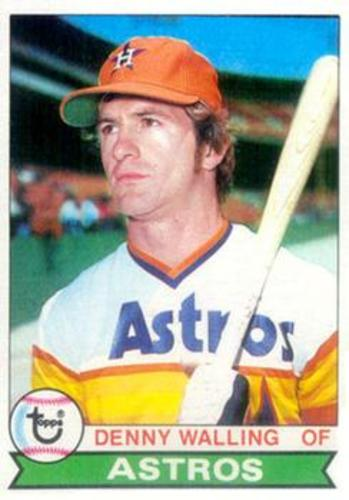 Photo of 1979 Topps #553 Denny Walling