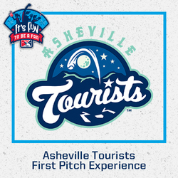 Photo of Asheville Tourists First Pitch Experience