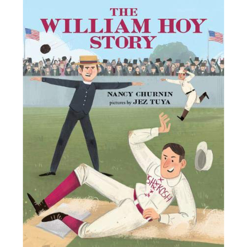 Photo of The William Hoy Story Book