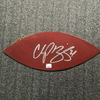 Legends - Champ Bailey Signed Authentic Panel